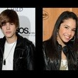 Justin Bieber was rumored to be with Jasmine Villegas