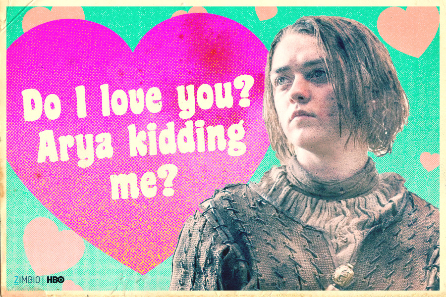 Fesselnd Give These Throwback Valentines To The U0027Game Of Thronesu0027 Fan In Your Life
