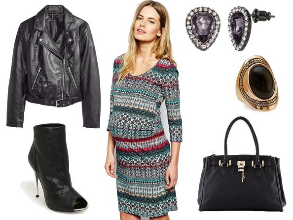 Steal Her Look: Kristin Cavallari's Edgy Maternity Style