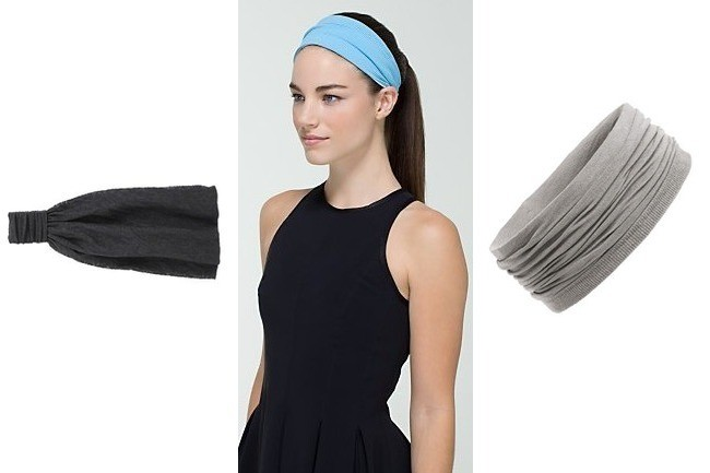 Hair Trend Report: Athletic Headbands