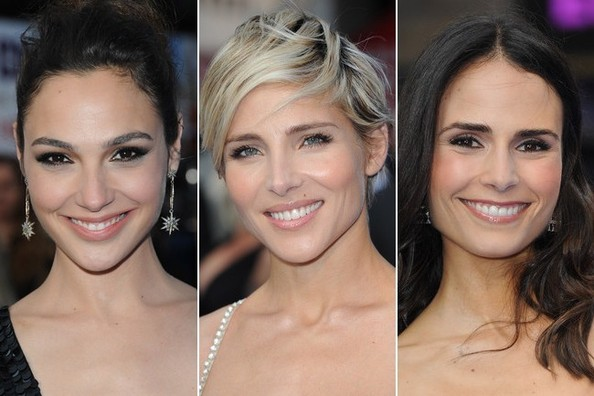 The Best Hair & Beauty Looks at the 'Fast & Furious 6' Premiere