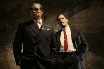 Things Get Kray Kray When Tom Hardy Plays Gangster Twins in His New Movie