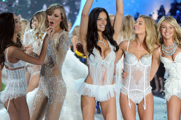 The List of Single Victoria's Secret Angels is Pretty Short These Days