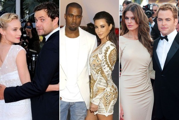 Don Reid Ford >> The Hottest Celebrity Couples at Cannes - Zimbio