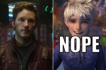 4 Movie Mix-Ups That Would Have Been More Palatable Than 'Rise of the Guardians of the Galaxy'