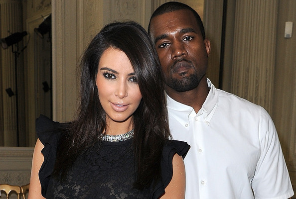 Annoying Kim Kardashian + Kanye West Rumor of the Day - Kimye Clothing Line Imminent