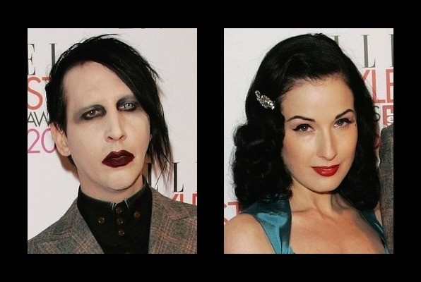 Who is marilyn manson dating in Sydney
