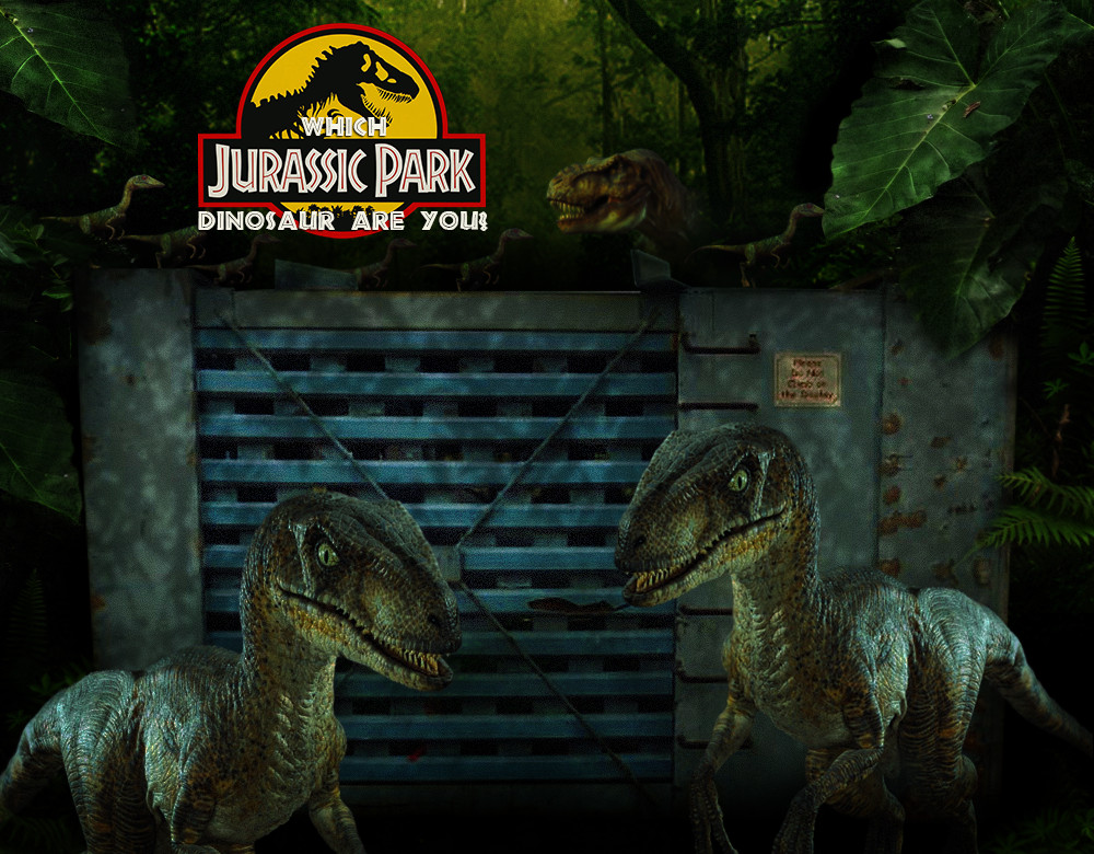 which jurassic park dinosaur are you
