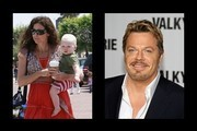 Minnie Driver is rumored to be with Eddie Izzard - Minnie Driver Dating History