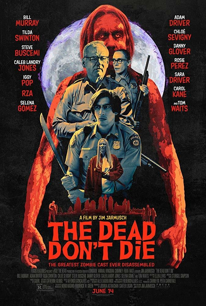 Absurd 'The Dead Don't Die'