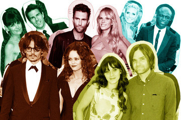 The Biggest Celebrity Breakups of 2012