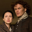 Claire and Jamie ('Outlander')