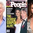 Richard Gere and Cindy Crawford (as Sexiest Couple): 1993