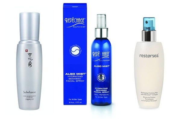 Refresh Your Skincare Routine With Face Mists