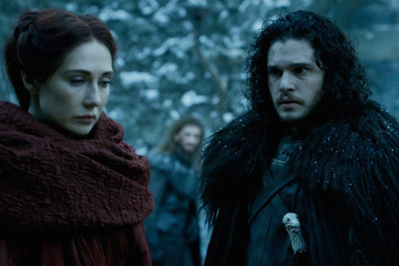 Could Melisandre Have Played a Larger Role in Jon Snow's Battle Than We Know?
