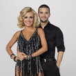 Katherine Jenkins on DWTS
