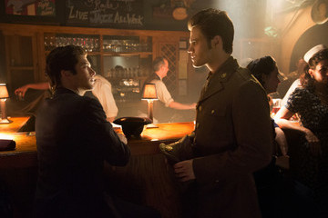 'The Vampire Diaries' New Photos - Flashback to the '40s