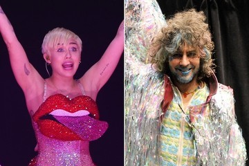 Listen: Miley Cyrus and The Flaming Lips' Cover 'Lucy In the Sky With Diamonds'
