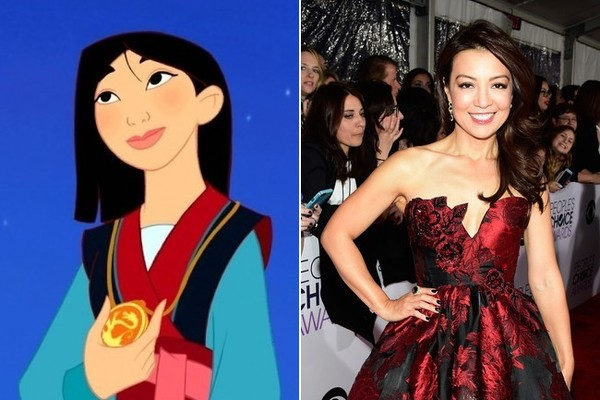 Mulan: Ming-Na Wen - The Voices Behind Your Favorite Disney Characters - Zimbio