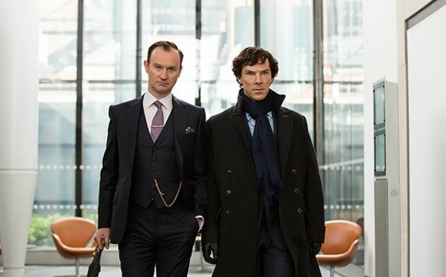 New 'Sherlock' Season 4 Photos Will Give You Something to Be Thankful For