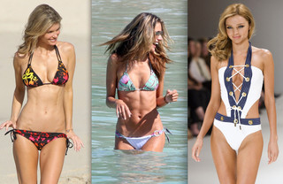 Celebrity Bikini Battle - Victoria's Secret Angels