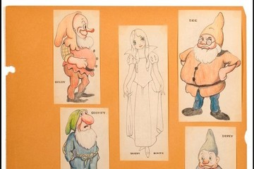 16 Dwarf Names That Were Really Axed from 'Snow White'