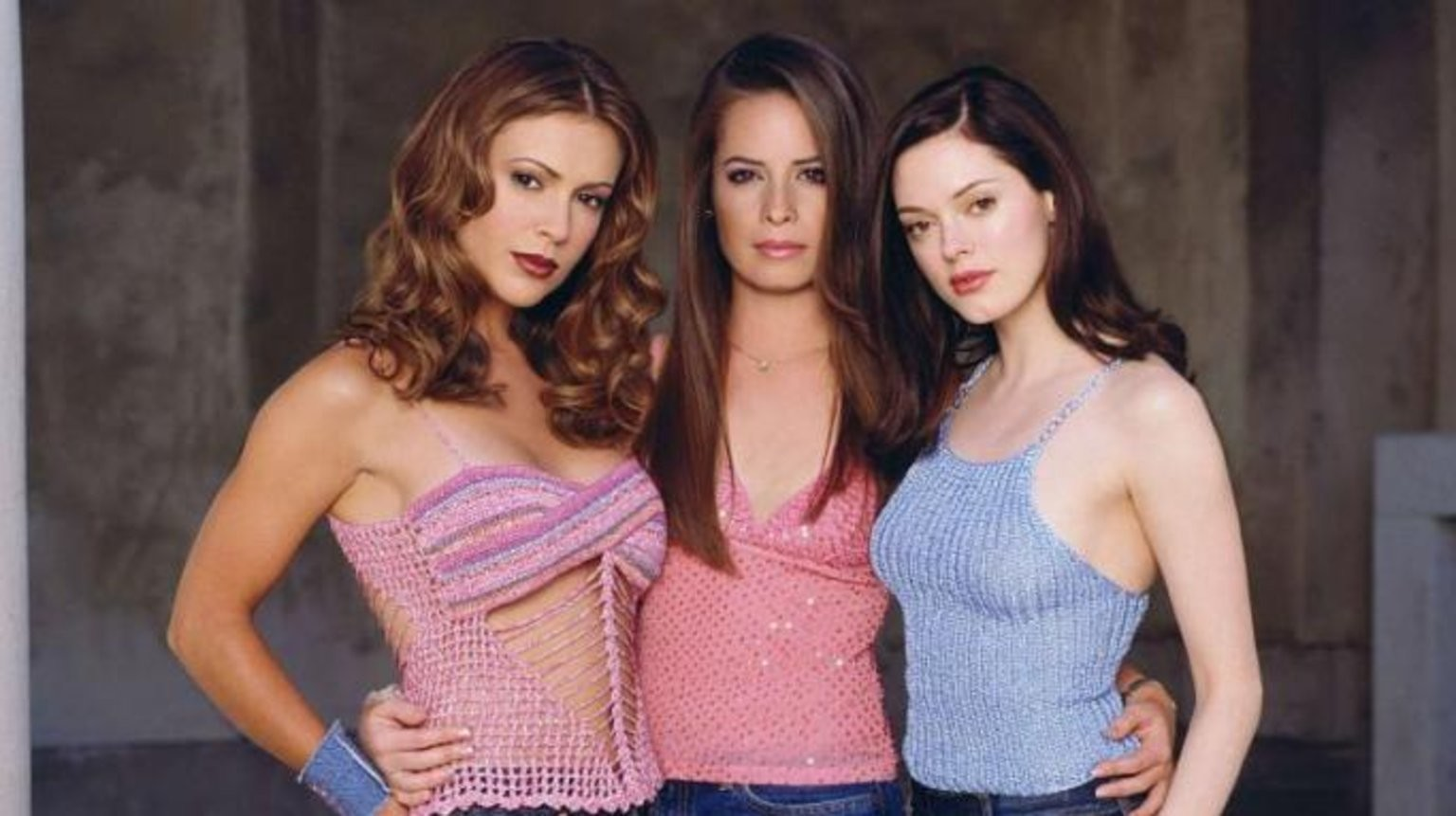 Alyssa Milano Won't Appear On The 'Charmed' Reboot, So There Goes Its Chance To Redeem Itself