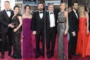 The Hottest Couples at the 2013 Oscars