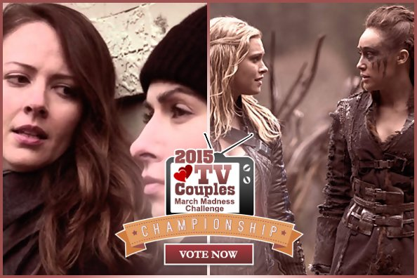 2015 TV Couples March Madness Challenge: Vote in the Championship Round!