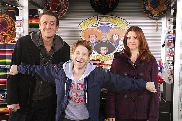 'How I Met Your Mother' New Photos - A 'Buffy' Reunion