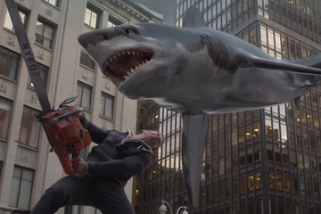 Here Are All the Ridiculous Ways a Sharknado Can Kill You (And How You Can Survive One)