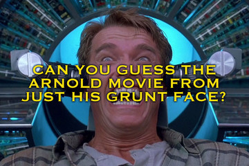 Guess the Movie by Arnold Schwarzenegger's Grunt Face
