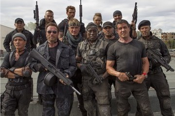 Then & Now - 'The Expendables' Before They Were Action Heroes