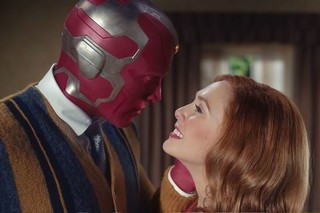 Are You More Wanda Or Vision From 'WandaVision'?