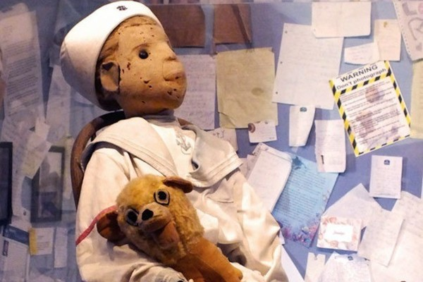 Robert the Doll - These Are the 12 Scariest Creepypasta Characters