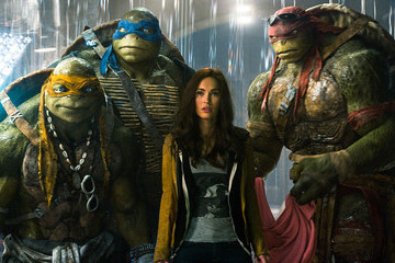 Weekend Watch: 'TMNT' Gets the 'Transformers' Treatment