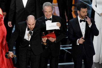 The Craziest Oscar Moments Of All Time
