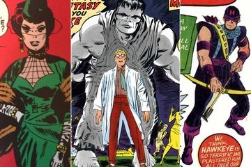 The Avengers' First Comic Book Appearances