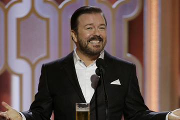 Here's What Ricky Gervais Said to Mel Gibson at the Golden Globes