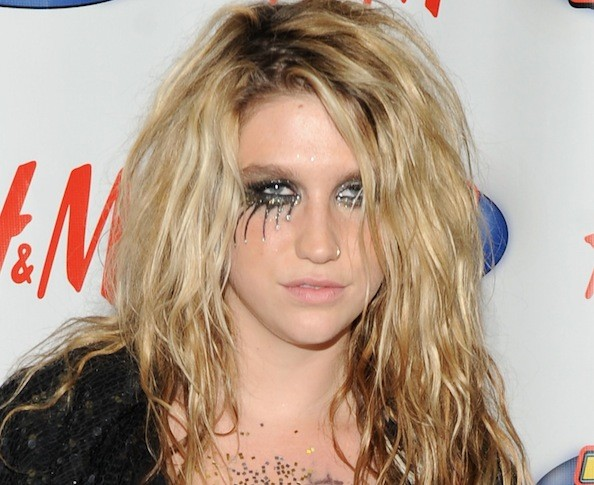 Ke$ha Brags About Her Homemade Tattoos - Kesha - Zimbio
