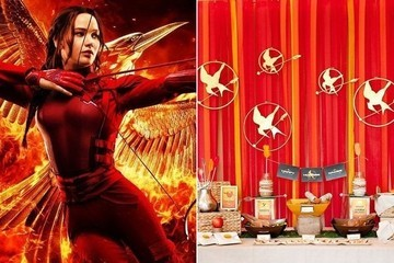 How To Throw A Hunger Games Party