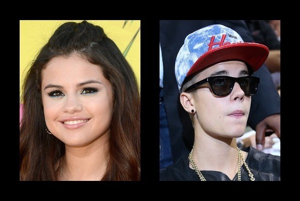 Selena Gomez is rumored to be with Justin Bieber