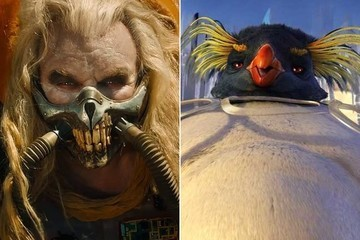 This 'Mad Max/Happy Feet' Mash-Up Is A Lot Better Than You're Expecting