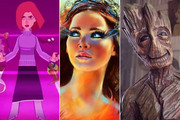 The Most Memorable Fan Art of 2014