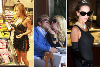 No-So-Candid Celebrity Moments