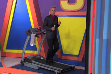 'The Price Is Right' Shows Us the Perils of Jogging Backwards on a Treadmill