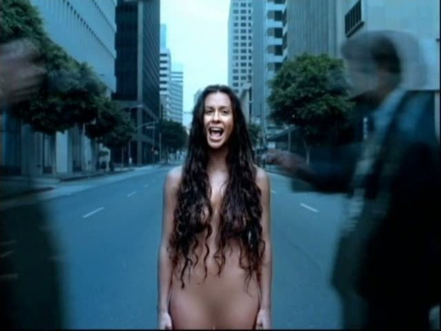 Excellent answer, alanis morissette music video naked consider, that