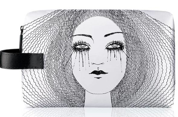 Obsession: MAC's Illustrated Makeup Bags