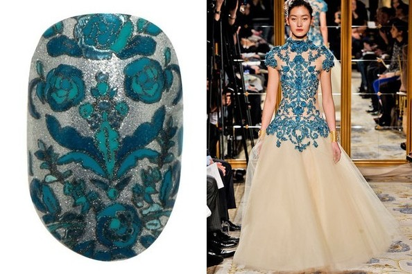 Marchesa is Teaming Up With Revlon to Dress Your Nails in Couture