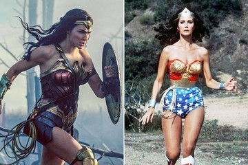 Gal Gadot's Wonder Woman Leaves Her Sexified '70s Counterpart in the Dust, & Thank Hera for That